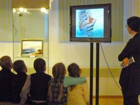 """В художественной студии """"Галерея"""" Ваш ребёнок научится рисовать, творить, дружить!"""