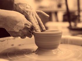 Студия керамики в Национальной художественной галерее