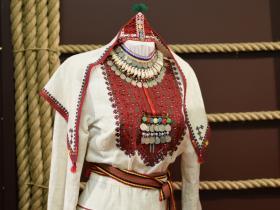 Марийский женский костюм